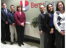 Visit to BerryDunn