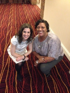 Former Colleagues - Jennifer Broyles, Rutgers University and Stacey Brown