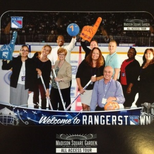credit purchased and forwarded by louis lamorte from lasalle university - Madison Square Garden Internship