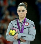USA Olympic Gymnast McKayla Maroney