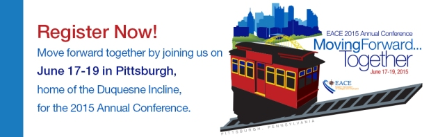 All aboard for the EACE Conference