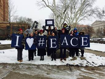 I <3 EACE Winners- University of Pittsburgh