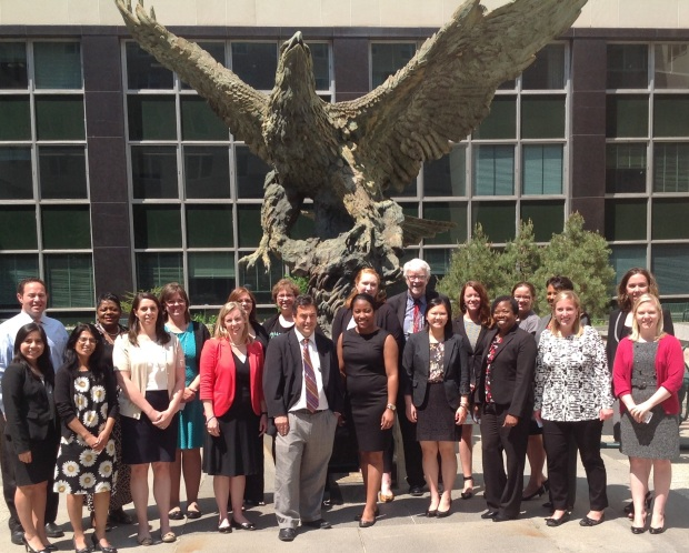 Professional Exchange visit - US State Department