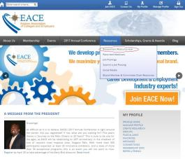 EACE Assessment Screen Shot